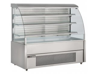 Foster FDC1200 Grab and Go Display Chiller | Eco Catering Equipment