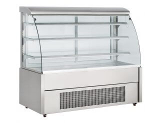 Foster FDC1200C Assisted Service Front Display Chiller | Eco Catering Equipment