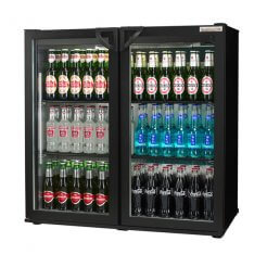 Autonumis Auto Maxi Double Door Bottle Cooler | Eco Catering Equipment