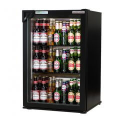 Autonumis EcoChill Single Door Bottle Cooler | Eco Catering Equipment