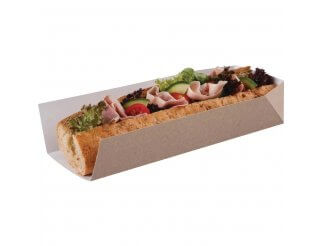 Colpac Compostable Open Ended Takeaway Trays