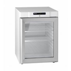 Gram KG210LG Compact White Undercounter Refrigerator | Eco Catering Equipment