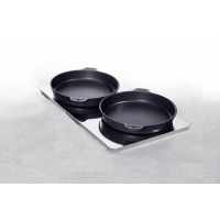 Rational Large Roasting and Baking Pan Set-25cm Diameter