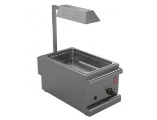 Falcon E350/48 Chip Scuttle | Eco Catering Equipment