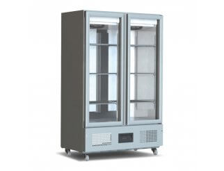 Foster FSL800G Glass Door Refrigerator | Eco Catering Equipment
