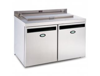 Foster HR360FT Prep Table | Eco Catering Equipment