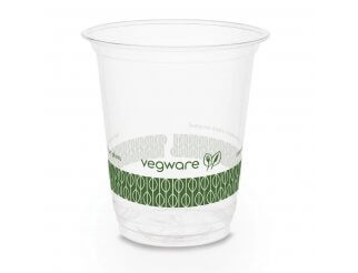 Vegware Compostable PLA Slim Cold Cups - 7oz