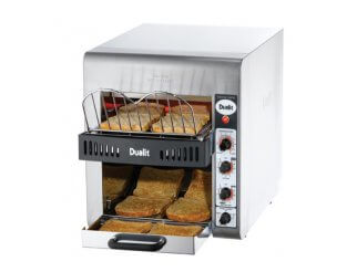 Dualit DCT2 Conveyor Toaster | Eco Catering Equipment