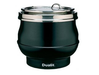 Dualit 11L Wet and Dry Soup Kettle | Eco Catering Equipment