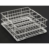 5 Division Tilt Glass Rack 500x530mm