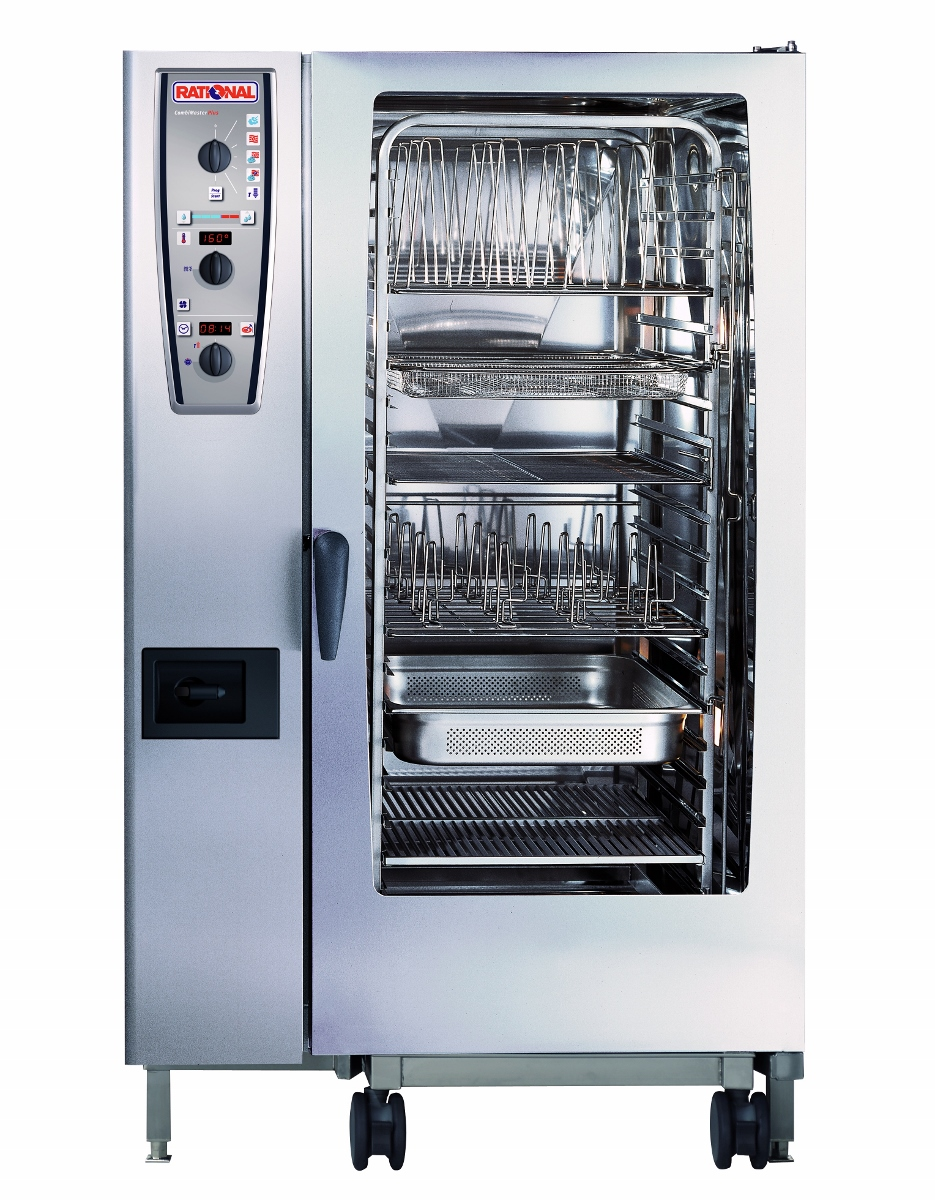 Rational, Combi Master, combination, oven